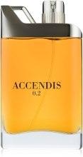 Духи, Парфюмерия, косметика Accendis Accendis 0.2 - Парфюмированная вода (тестер без крышечки)
