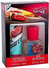 Духи, Парфюмерия, косметика Disney Cars - Набор (edt/30ml + sh/gel/70ml)
