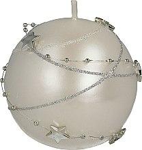Духи, Парфюмерия, косметика Декоративная свеча белая, 8см - Artman Christmas Garland