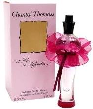 Духи, Парфюмерия, косметика Chantal Thomass Et Plus si Affinites - Туалетная вода (тестер с крышечкой)