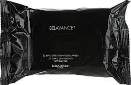 Серветки для зняття макіяжу з очей - La Biosthetique Belavance — фото N1