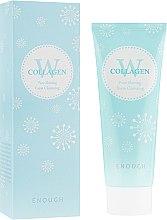 Духи, Парфюмерия, косметика Очищающая пенка с морским коллагеном - Enough W Collagen Pure Shining Foam Cleansing