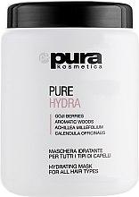 Духи, Парфюмерия, косметика Маска увлажняющая - Pura Kosmetica Pure Hydra