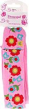 Духи, Парфюмерия, косметика Обруч-повязка для волос, 5495, розовый в цветы - Donegal