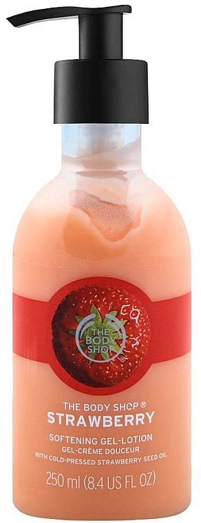 Лосьон для тела «Клубника» - The Body Shop Strawberry Soft Gel-Lotion