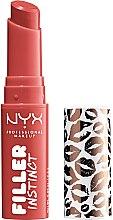 Духи, Парфюмерия, косметика Увлажняющая помада для губ - NYX Professional Makeup Filler Instinct Plumping Lip Color