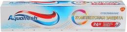 """Духи, Парфюмерия, косметика Зубная паста """"Комплексная защита Отбеливание"""" - Aquafresh Complete Care Whitening"""