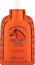 Духи, Парфюмерия, косметика Крем для лица с лошадиным маслом - Beausta Jeju Mayu Cream
