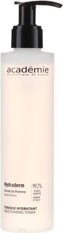 Увлажняющий бесспиртовой тонер для всех типов кожи - Academie All Skin Types Moisturizing Toner