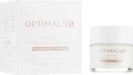 Духи, Парфюмерия, косметика Дневной крем против пигментации SPF 20 - Oriflame Optimals Even Out Day Cream SPF 20