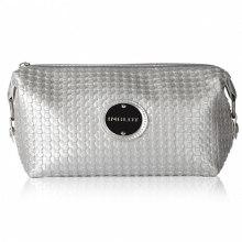 Духи, Парфюмерия, косметика Косметичка - Inglot Silver Makeup Bag