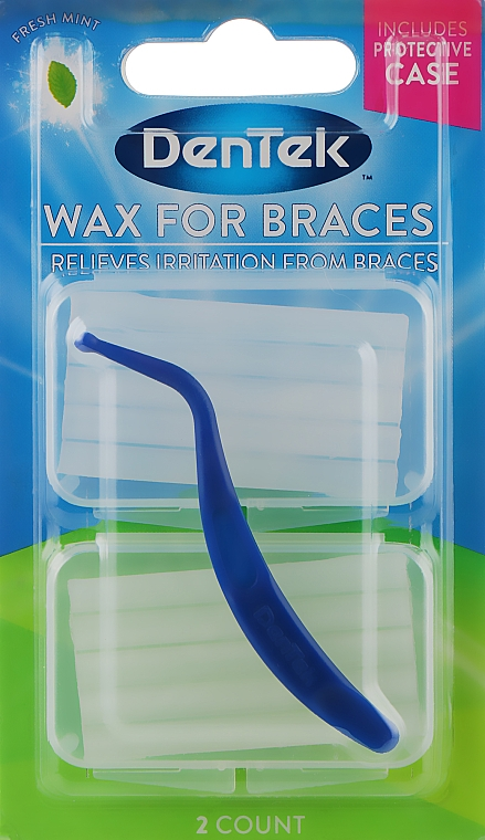Воск для брекетов - DenTek Wax for Braces