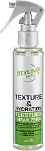Духи, Парфюмерия, косметика Термозащитный спрей для волос - Joanna Styling Effect Texture and Hydration Spray