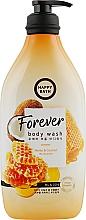 """Духи, Парфюмерия, косметика Гель для душа """"Мед и кокос"""" - Happy Bath Forever Honey & Coconut"""