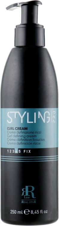 Крем для укладки вьющихся волос - RR LINE Styling Pro Curl Cream