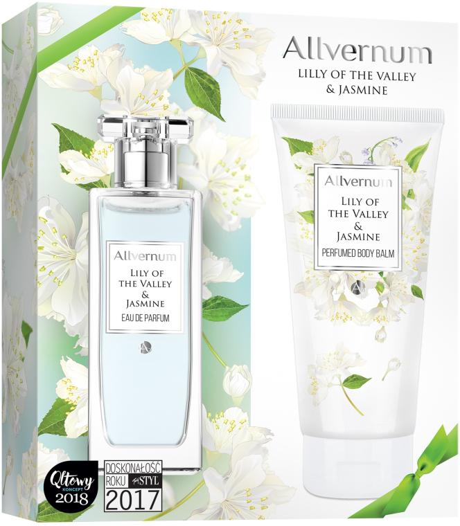 Allvernum Lily Of The Valley & Jasmine - Набор (edp/50ml + b/lot/200ml)