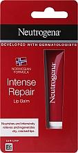 Духи, Парфюмерия, косметика Восстанавливающий бальзам для губ - Neutrogena Intense Repair Lip Balm