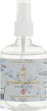 Парфумерія, косметика Натуральний антисептик-спрей для тіла з легким ароматом м'яти - Enjoy & Joy Eco Antiseptic For Body Sweet Mint