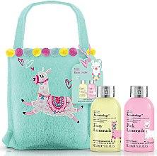 Духи, Парфюмерия, косметика Набор - Baylis & Harding Beauticology Llama Small Gift Bag (sh/cr/100ml + b/wash/100ml)