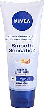 """Духи, Парфюмерия, косметика Крем для рук """"Ощущение гладкости"""" - Nivea Smooth Sensation Hand Cream"""