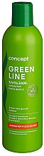 Духи, Парфюмерия, косметика Бальзам-активатор роста волос - Concept Green Line Active Hair Growth Balsam