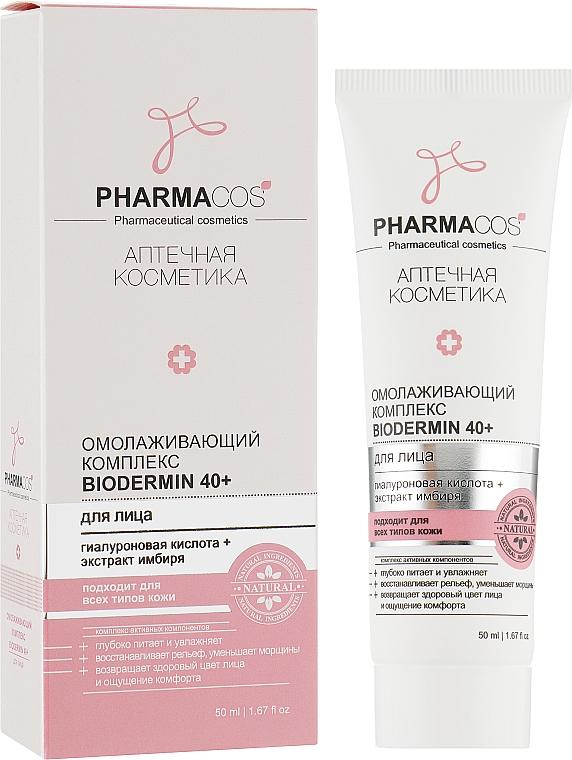 "Омолаживающий комплекс для лица ""Biodermin 40+"" - Витэкс Pharmacos Biodermin"