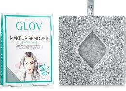 Духи, Парфюмерия, косметика Рукавичка для снятия макияжа, серая - Glov Comfort Makeup Remover
