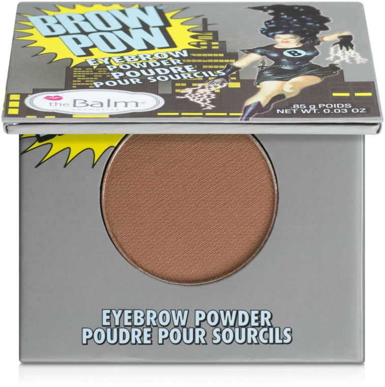 Пудра для бровей - theBalm BrowPow Eyebrow Powder