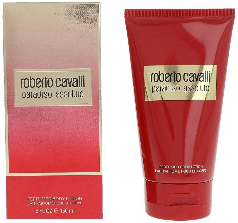 Roberto Cavalli Paradiso Assoluto - Лосьон для тела