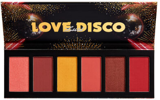 Палетка румян - NYX Professional Makeup Love Lust Disco Sweet Cheeks Blush Palette