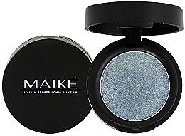 Духи, Парфюмерия, косметика Компактные метализированные тени для век - Maike' Color Design Compact Eyeshadow