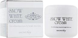 Духи, Парфюмерия, косметика Осветляющий молочный крем - Secret Key Snow White Cream