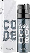 Духи, Парфюмерия, косметика Парфюмированный спрей для тела - Wild Stone Code Platinum