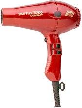 Духи, Парфюмерия, косметика Фен для волос, красный - Parlux 3200 Compact