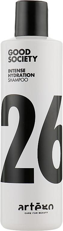 Увлажняющий шампунь для волос - Artego Good Society 26 Intense Hydration Shampoo