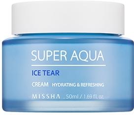 Увлажняющий крем для лица - Missha Super Aqua