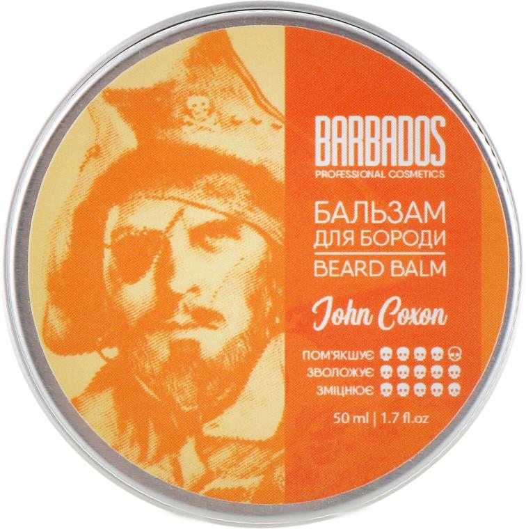 Бальзам для бороды - Barbados Pirates Beard Balm John Coxon