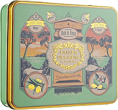 "Духи, Парфюмерия, косметика Подарочный набор ""Таймлес"" - Panier Des Sens The Timeless Hand Care Gift Set (h/cream/3x30ml)"