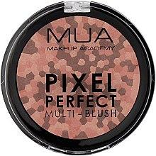 Духи, Парфюмерия, косметика Румяна для лица - MUA Pixel Perfect Multi-Blush