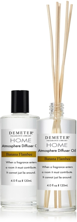 Demeter Fragrance Banana Flambee - Аромат для дома