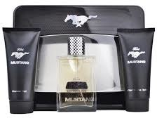 Духи, Парфюмерия, косметика Ford Mustang Eau de Toilette Pour Homme - Набор (edt 100ml + s/gel 150ml + ash/balm 150ml)