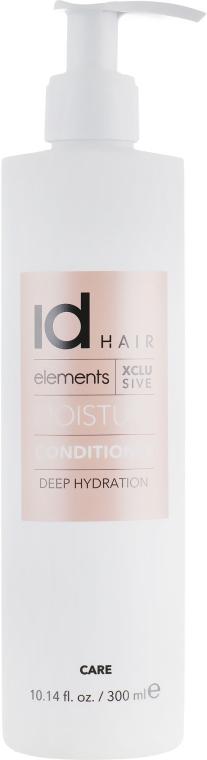 Увлажняющий кондиционер для волос - idHair Elements Xclusive Moisture Conditioner