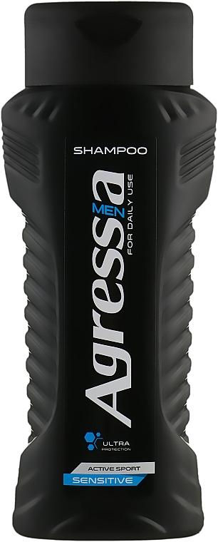 Шампунь для ежедневного применения - Agressia Sensitive Hair Shampoo