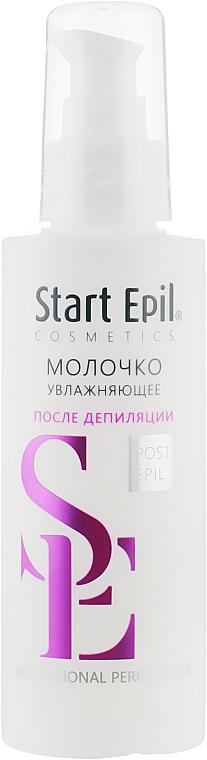Молочко после депиляции увлажняющее - Aravia Professional Start Epil