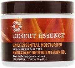 Духи, Парфюмерия, косметика Эмульсия для ежедневного увлажнения - Desert Essence Daily Essential Moisturizer
