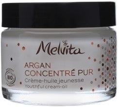 Парфумерія, косметика Крем-олія для обличчя - Melvita Argan Concentre Pur Cream-Oil