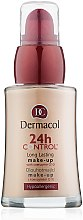Духи, Парфюмерия, косметика Тональный крем с коэнзимом Q10 - Dermacol 24h Control Make-Up