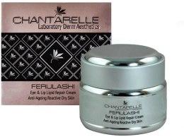 Духи, Парфюмерия, косметика Крем для кожи вокруг глаз и губ - Chantarelle Ferulashi Eye & Lip Lipid Repair Cream