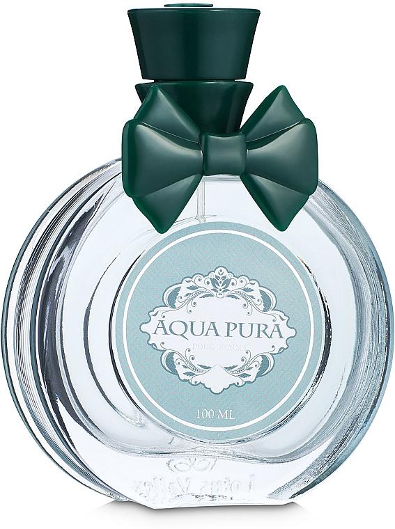 Lotus Valley Aqua Pura - Туалетная вода