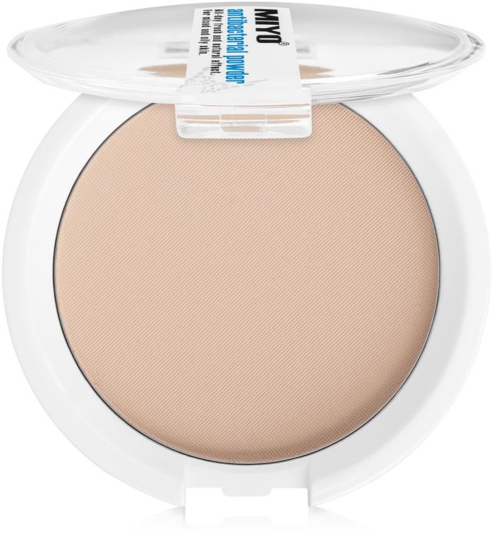 Антибактериальная компактная пудра для лица - Miyo Antibacterial Powder